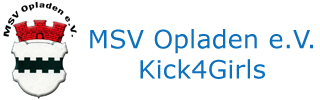 MSV Opladen e.V. – Kick4Girls