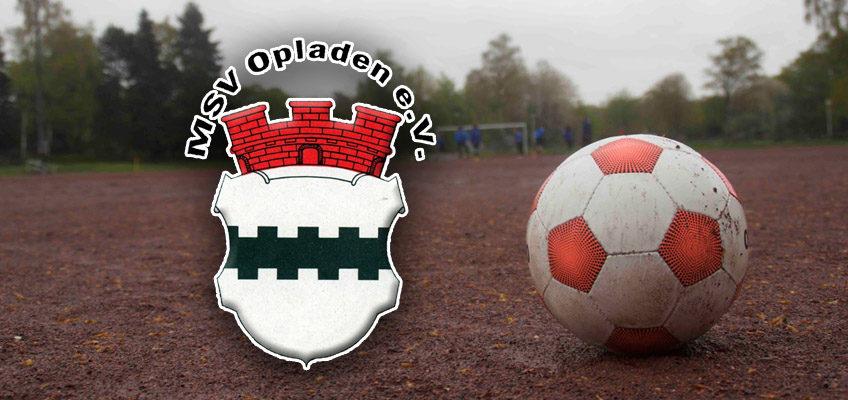 MSV Opladen vs TSV Union Wuppertal